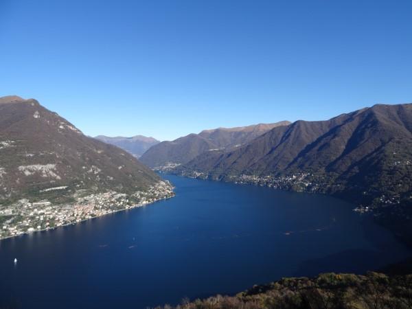 Permalink zu:Comer See mit Bernina Express